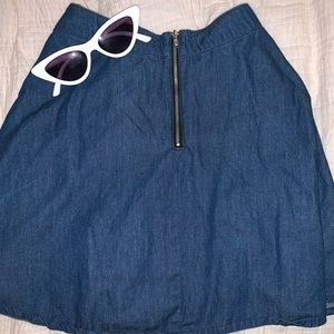 Small FOREVER 21 Mini Flow Skirt